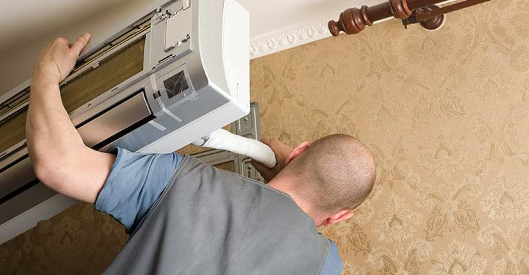 Ductless AC System In Buffalo, NY, And The Surrounding Areas