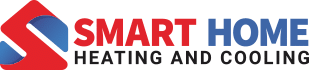 The Smart Home Heating & Cooling Logo